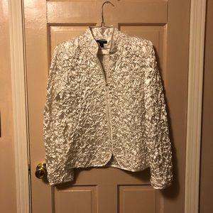 1980s MSK sequin jacket